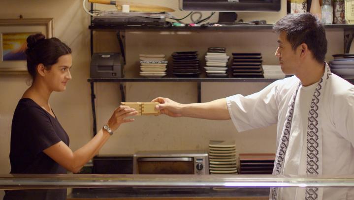 Filmes sobre comida para o fim de semana - Sushi ala Mexicana.PNG