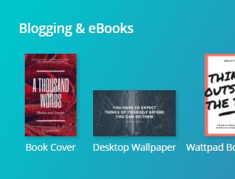 Crie capas de livro mesmo sem conhecimento em design