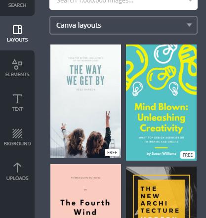 Crie a capa do seu livro gratis
